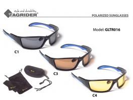 Saulesbrilles TAGRIDER TR 016 (polarizētas, filtru krāsa: C1)