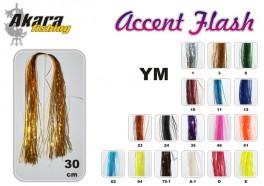 @ Mušu aste AKARA Flash Accent YM (30 cm, krāsa: 6)