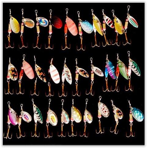 Mānekļu komplekts 30 Li Fishing