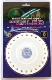 @ Lampa L-24KJ piekarama (gaismas diodes: 24, barošanas avots: 4 x AA)