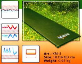 Paklājiņš COMFORTIKA XM-5 (183 x 63 x 3 cm, )