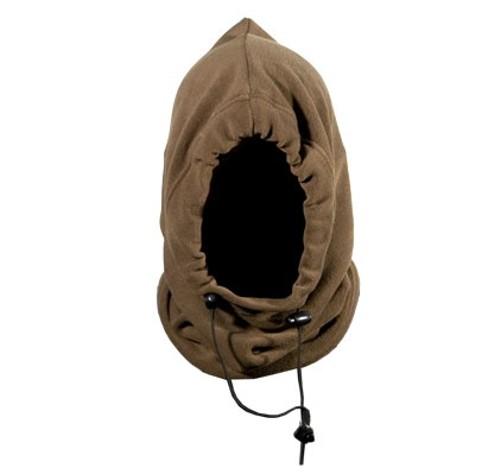 Kapuce TAGRIDER «Northern Angler» (izmērs: universal, krāsa: melna)