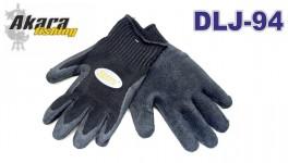 Kevlara cimdi AKARA DLJ-94 Specialist (izmērs: XL, krāsa: melna)
