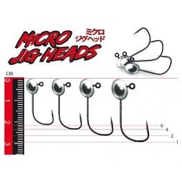 "Джиг-головка ""Micro Jig Heads"" (4gr, №4)"