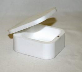 Ēsmas kastīte SD-PMH 070603 (izmēri: 70x60x30 mm, nodalījumi/sekcijas: 1x /1)
