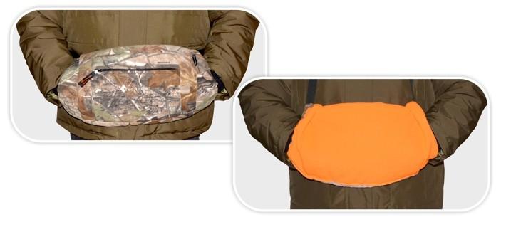 Uzrocis TAGRIDER «Hot Armour» (izmērs: universal, krāsa: kamuflāža/oranža)