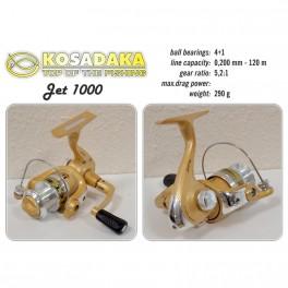 Spole KOSADAKA Jet - 1000