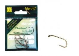 Крючки MARUTO 4311 (№ 12, BN, универсальные, упак. 8 шт.)