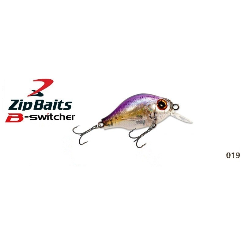 Māneklis ZIP BAITS B-Switcher 1.0F - 019
