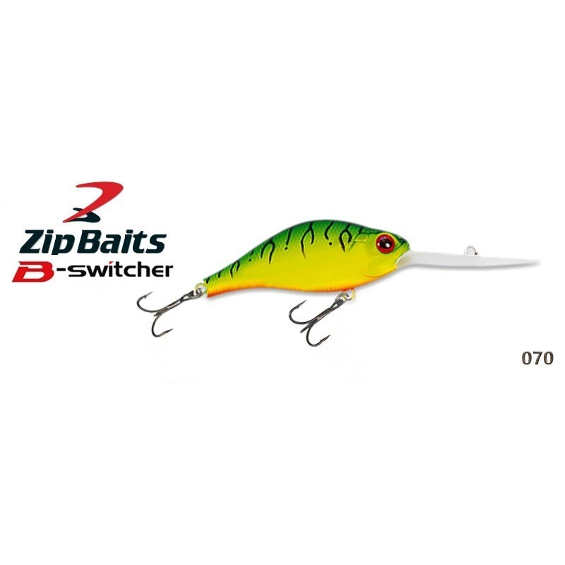 Māneklis ZIP BAITS B-Switcher 4.0F - 070