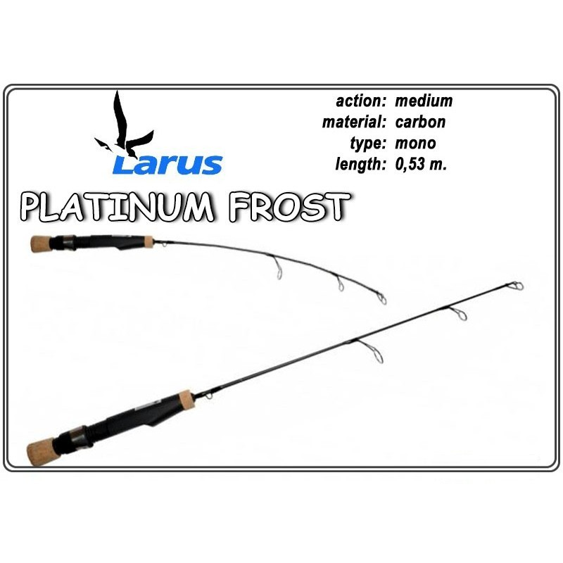Удочка LARUS Platinum FROST 53 - medium