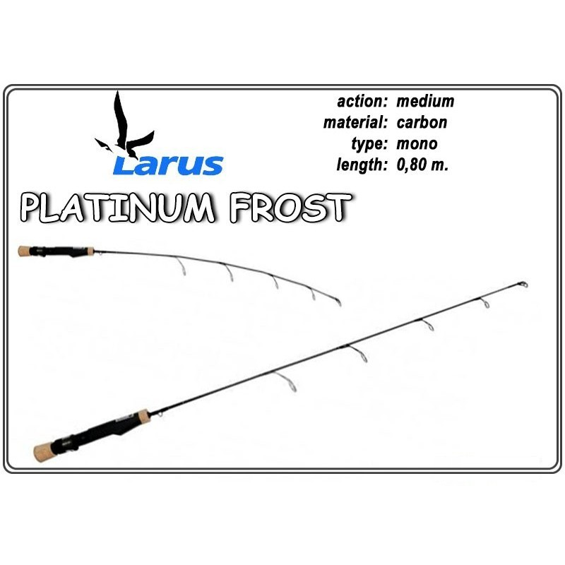 Удочка LARUS Platinum FROST 80 - medium