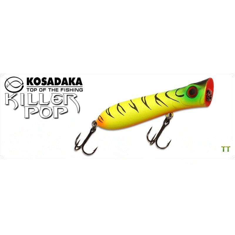 Poppers KOSADAKA Killer POP 80T - TT