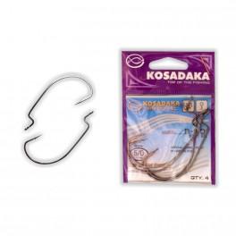 Āķi KOSADAKA B-Soi WORM BN - 5/0