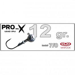 Džīgu galva PRO-X 7/0 - 12.0