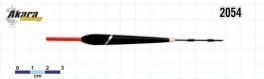 @ Pludiņš AKARA 2054 (balsa, 0,75 g, 14,5 cm, iep. 10 gab.)