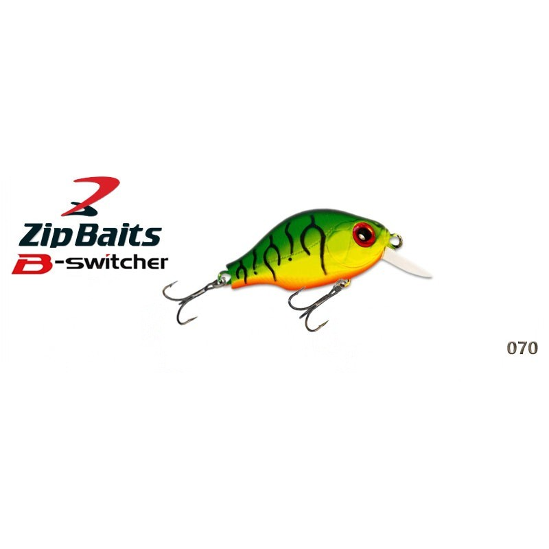 Воблер ZIP BAITS B-Switcher 1.0F - 070