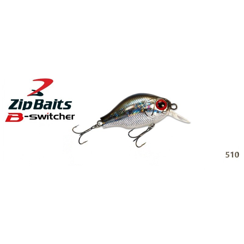 Māneklis ZIP BAITS B-Switcher 1.0F - 510