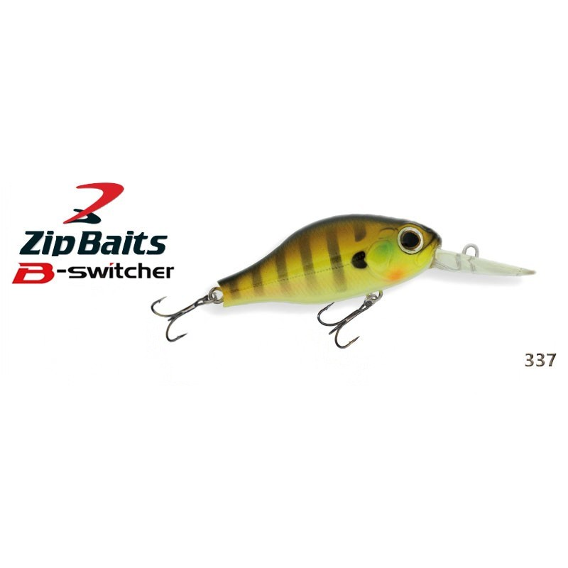 Māneklis ZIP BAITS B-Switcher 2.0F - 337