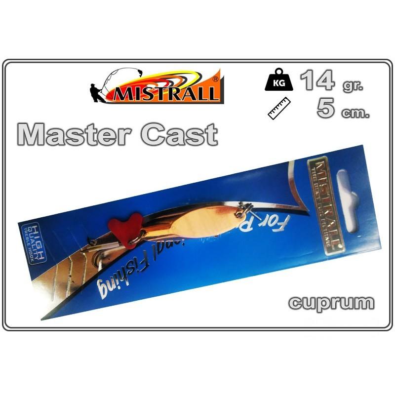 Блесна MISTRALL Master Cast 14 - 03