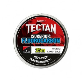 "Fluorokarbonā aukla ""Damyl Tectan Superior Fluorocarbon"" (25m, 0.12mm)"