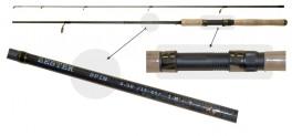Makšķerkāts AKARA «ZESTER IM-7» 2X (saliek., 2,10 m, oglekļšķ., 165 g, tests: 10-30 g)