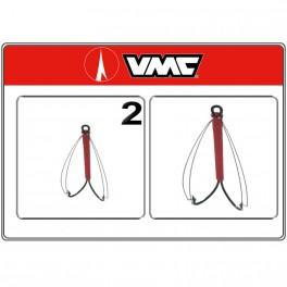 Āķi VMC Double GRASSFREE BN - 2