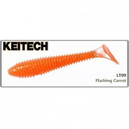 Silikona māneklis KEITECH Swing IMPACT FAT 3.3 - LT09