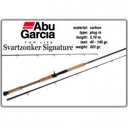 Makšķerkāts ABU GARCIA Svartzonker H - 213, 40-140