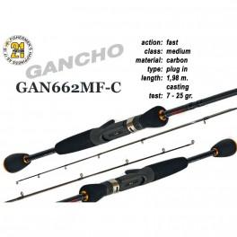 Makšķerkāts PONTOON 21 GanchO 662MF-C - 198, 7-25