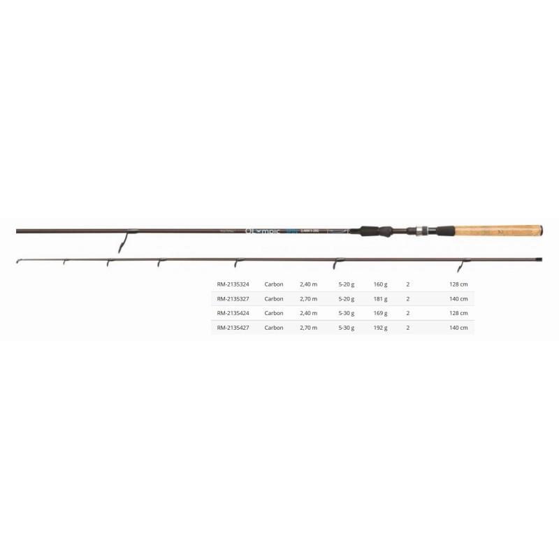 Makšķerkāts MISTRALL Olympic SPIN - 270, 5-20