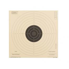 Papīra mērķis (17x17cm)
