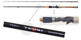 Makšķerkāts AKARA «TEURI Cast TX-30» 2X (saliek., 2,10 m, oglekļšķ., 117 g, tests: 17,5-49 g)