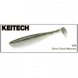 Silikona māneklis KEITECH Easy SHINER 6.5 - 416