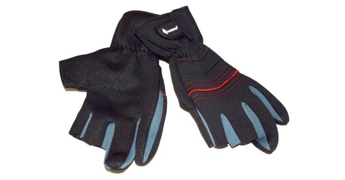 Перчатки TAGRIDER 2102-5 неопрен (размер: XXL, цвет: чёрная)