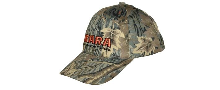 Sporta cepure «AKARA II» (izmērs: universal, krāsa: melna)