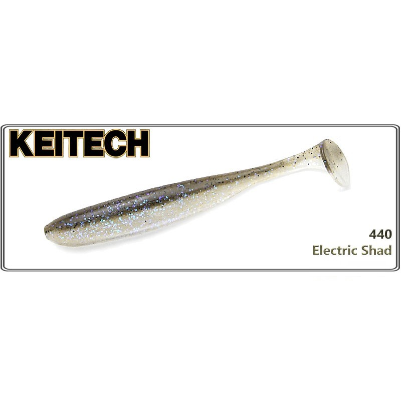 Силиконовая приманка KEITECH Easy SHINER 6.5 - 440