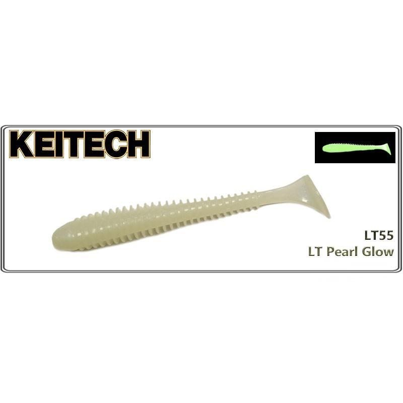 Silikona māneklis KEITECH Swing IMPACT 4.5 - LT55