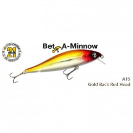 Māneklis PONTOON 21 Bet-A-MINNOW SR 102SP - A15