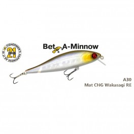 Māneklis PONTOON 21 Bet-A-MINNOW SR 102SP - A30