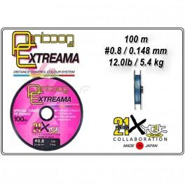 Pītā aukla PONTOON 21 Extreama multicolor - 0.8
