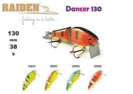 @ Vobleris RAIDEN «Dancer» 130 WF (38 g, 130 mm, krāsa SK0207, iep. 1 gab.) koks