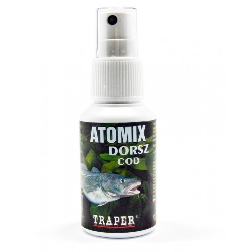 Atomix Атлантическая треска 50мл