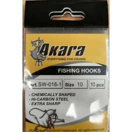 AKARA Fishing hooks SW