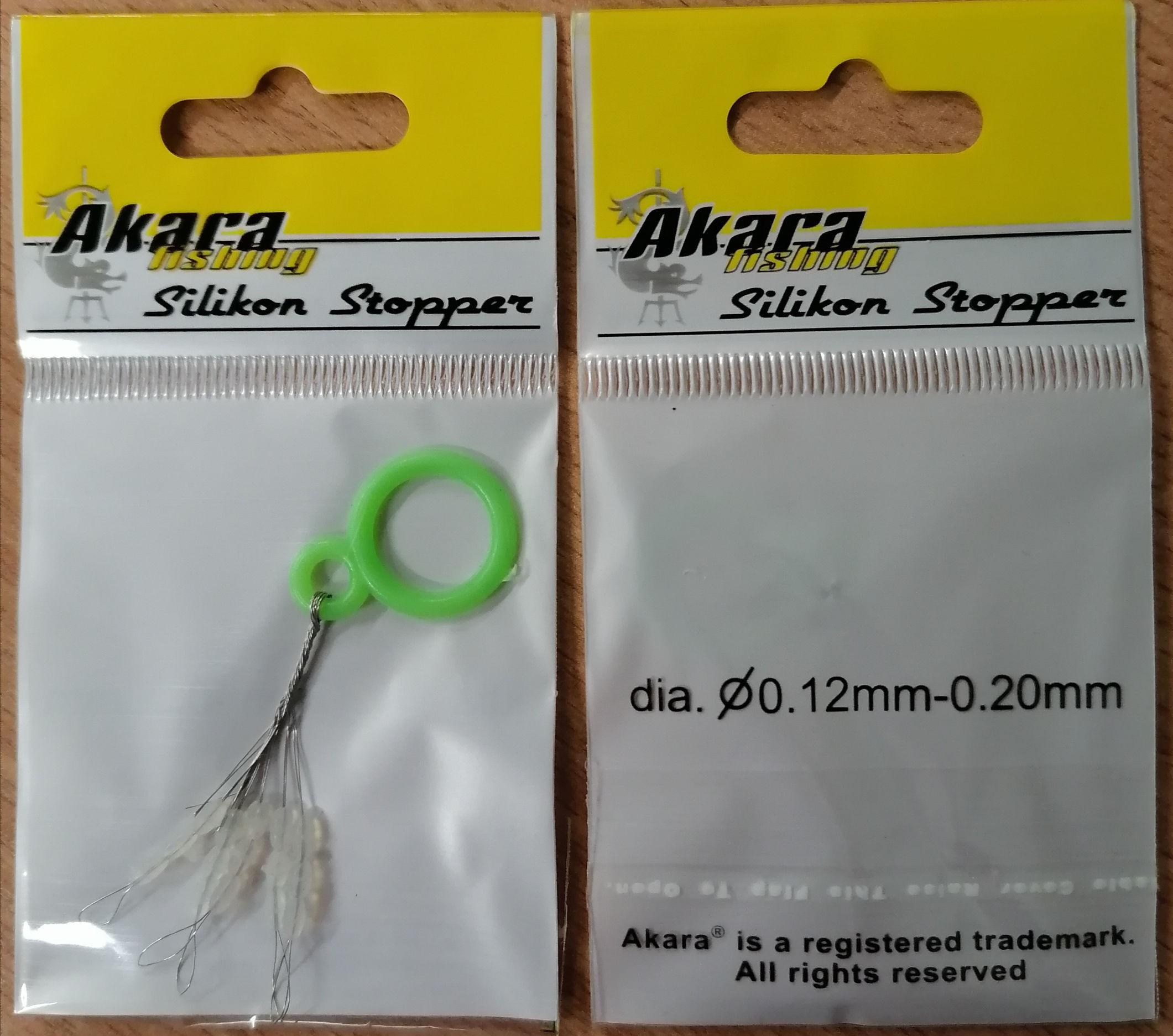 AKARA Silikon Stopper 012020