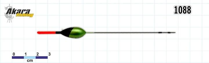 @ Pludiņš AKARA 1088 (balsa, 2,5 g, 18,5 cm, iep. 1 gab.)