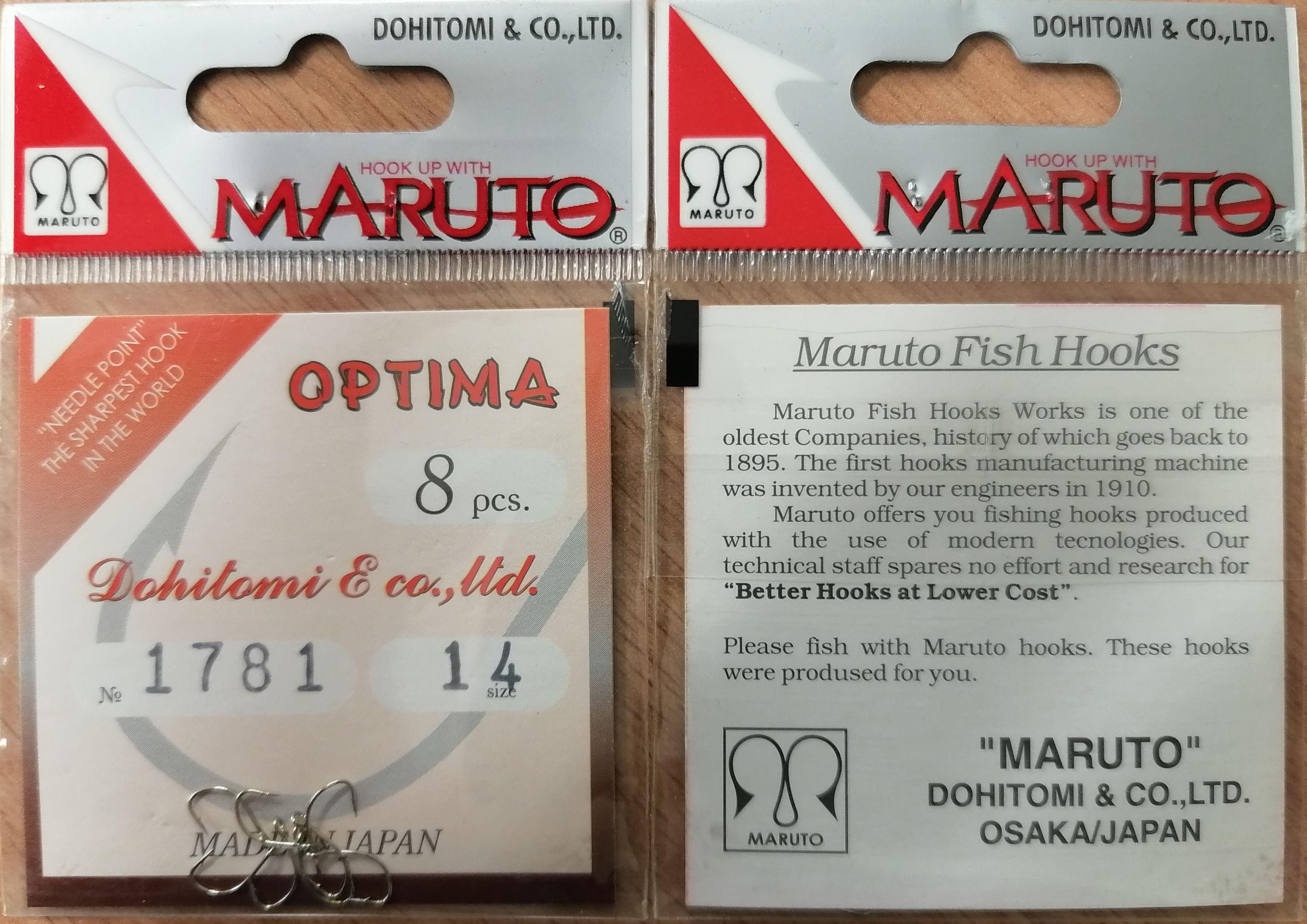 MARUTO OPTIMA 1781 14