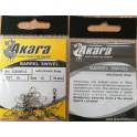 Akara barrel swivel 12