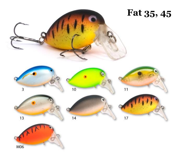 RAIDEN Fat 45 3
