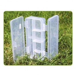Plastmasas kaste (18x8x4.5cm)